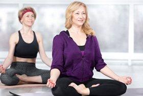 Yoga Classes meditation